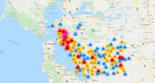 MVZ_specimens_AlamedaCo_map